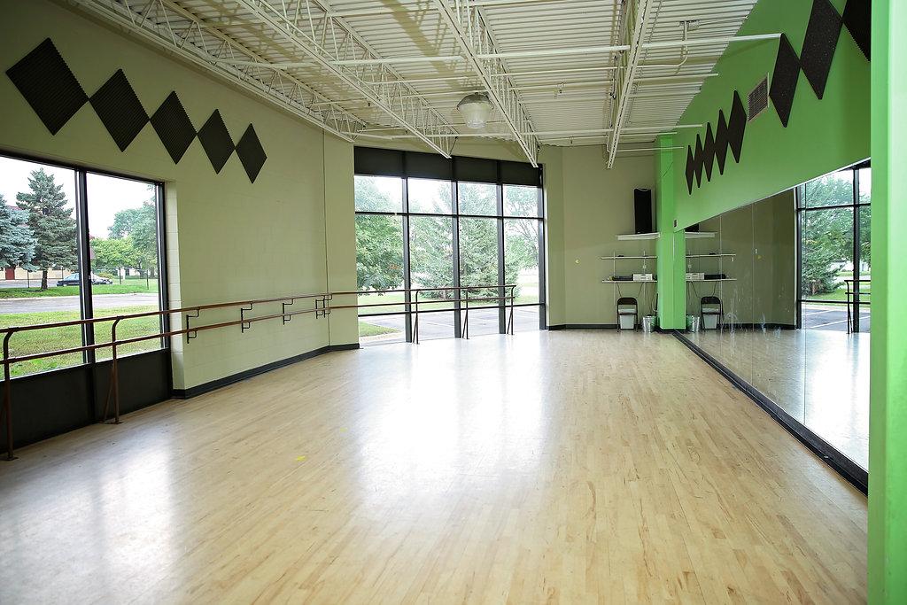 Studio Rental - Stage Left Dance Co